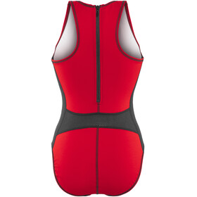 Nike Swim Water Polo Solids High Neck Tank Women university red